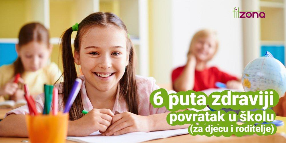 Za zdraviji početak školske godine