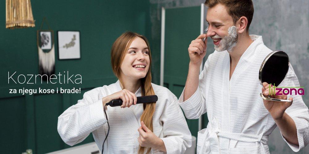 Kako njegovati kosu i bradu kod kuće?
