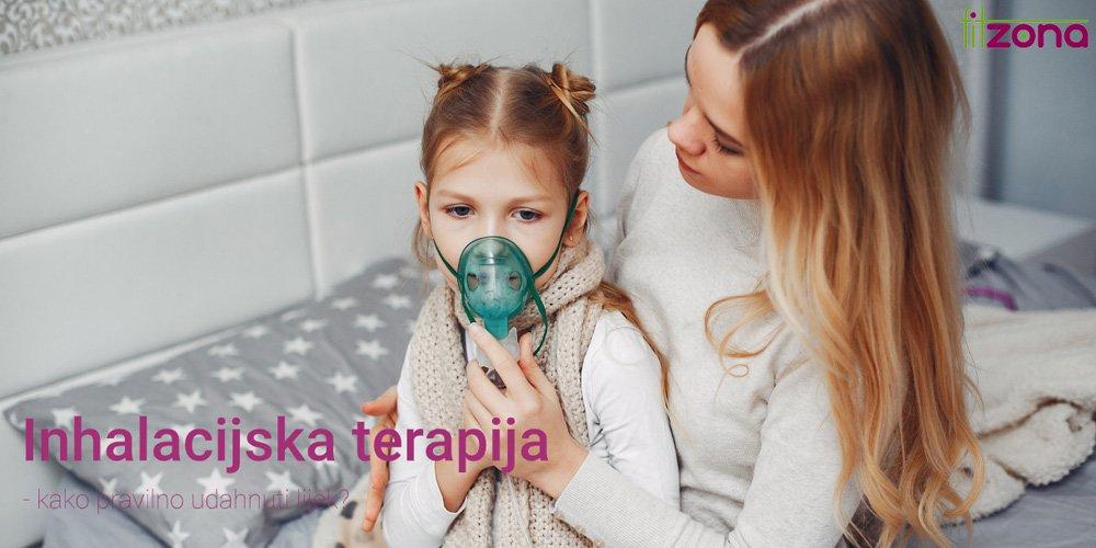 Inhalacijska terapija: kako pravilno udahnuti lijek?